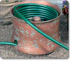 CobraCo Copper Cylinder Hose Holder