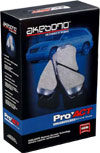 Akebono ProACT Ultra-Premium ceramic brake pad box