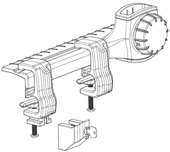 Amazon.com : Thule Xsporter Pro Toyota Tacoma Adapter