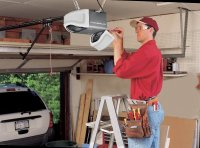 Chamberlain WD962KEV Whisper Drive Garage Door Opener with ...