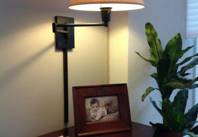 Amazon Wall Mounted Reading Light