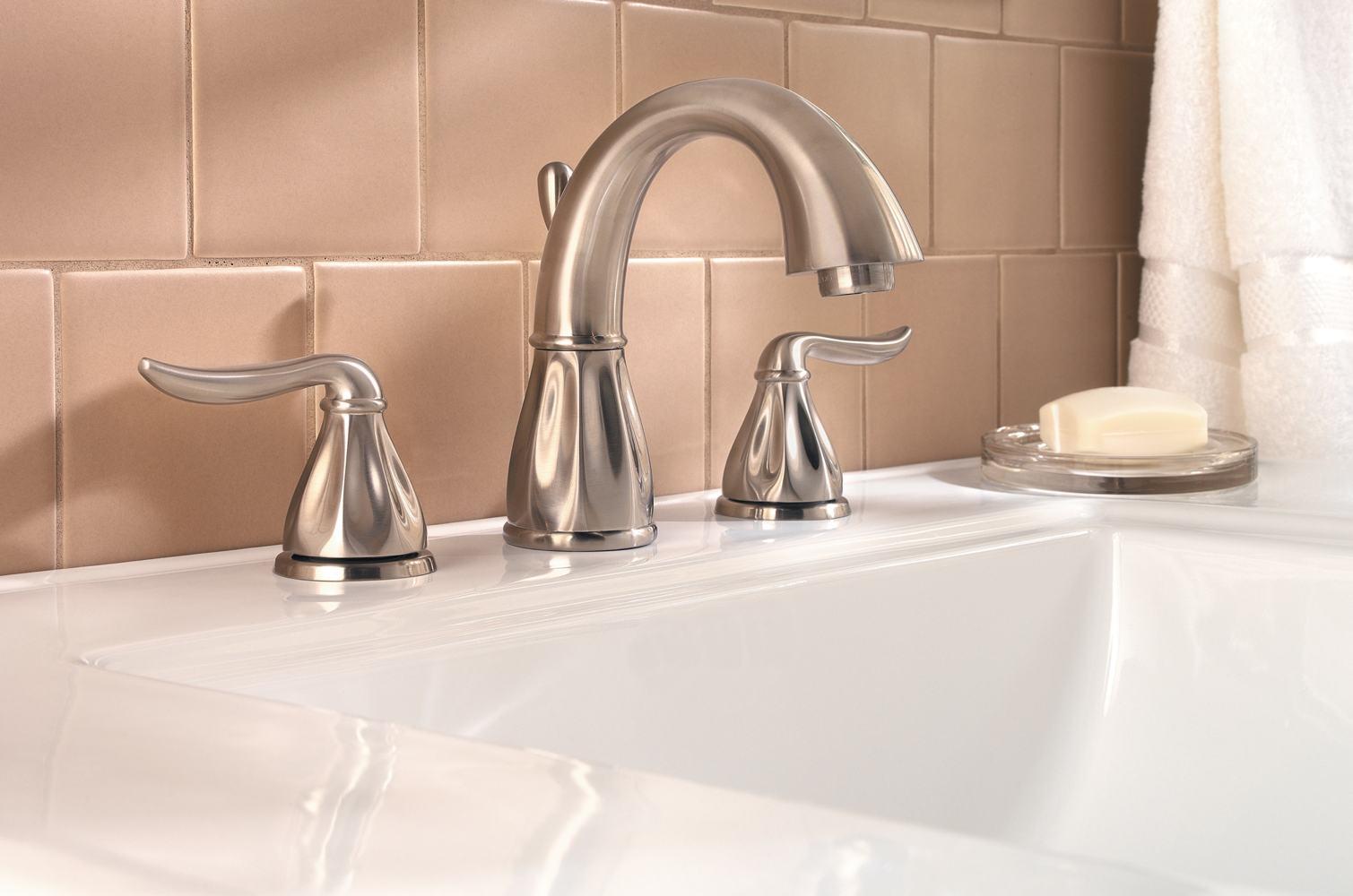 Pfister Sedona 2Handle 8 Widespread Bathroom Faucet in