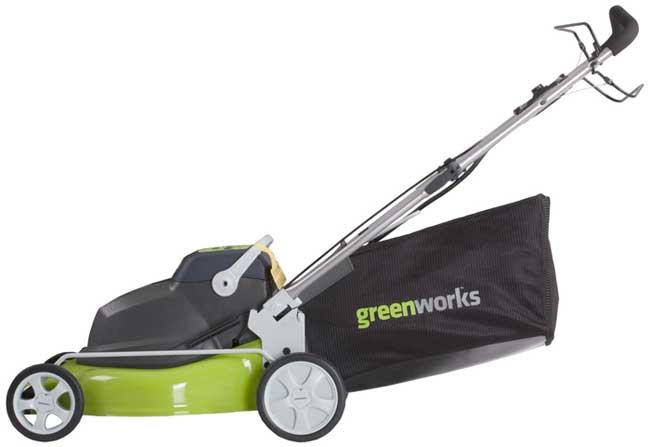 Greenworks 25092 18 Inch 24 Volt Wanjianna