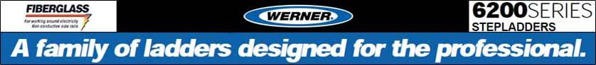 Werner 6200 Series Logo