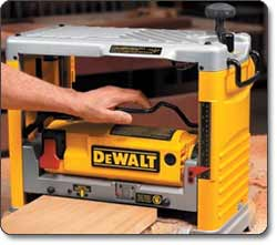Dewalt 734 Dust Collection