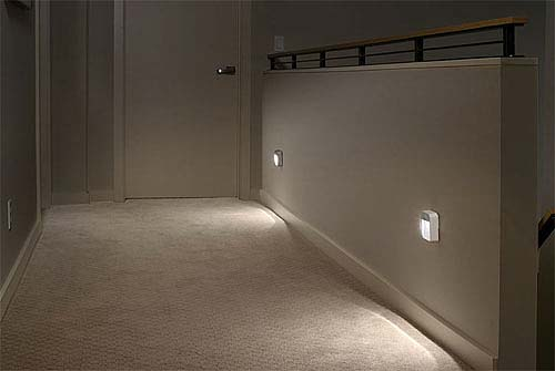 Battery Operated Wall Mounted Lights