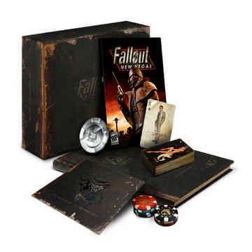 Fallout New Vegas Collectors Edition Parka Blogs