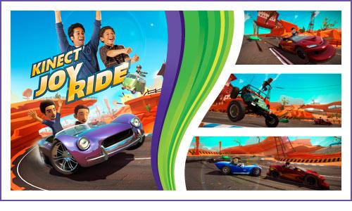 Kinect Joy Ride Video Games