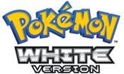 Pokémon White game logo