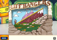 Playing Cliffhangers in 'The Price is Right' video game