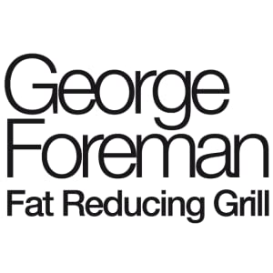 George Foreman Mini Compact Electric Lean Mean Fat