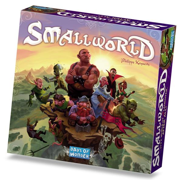 Small World Board Game: Amazon.co.uk: Toys & Games