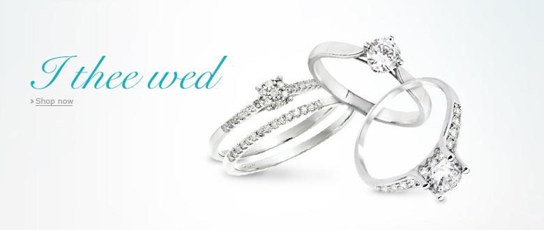 Amazon.co.uk: Wedding and Engagement Jewellery: Engagement