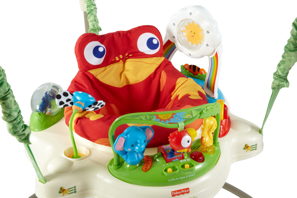 fisher price sit and play chair blue kenny chesney fisher-price rainforest jumperoo: amazon.co.uk: baby