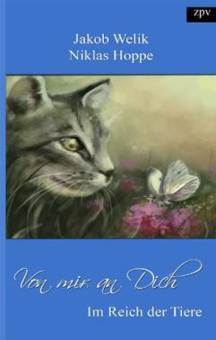 Buchcover: Von mir an Dich... Im Reich der Tiere