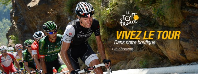 Galerie Amazon - Tour de France 2015