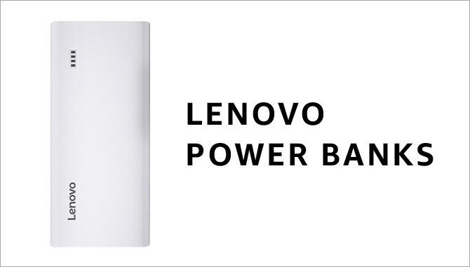 Amazon Great Indian Sale 2017 offers lenovo power banks