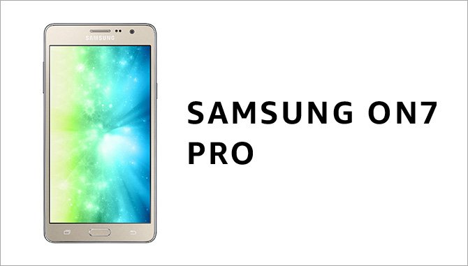 Amazon Great Indian Sale 2017 samsung on7 pro