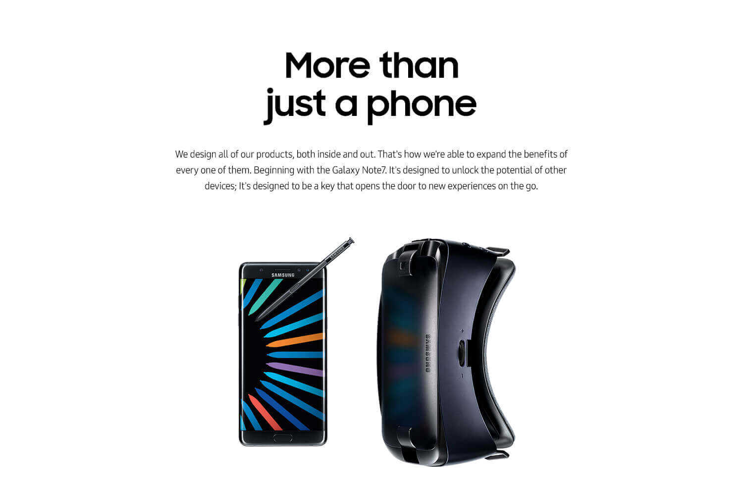 more than just a phone