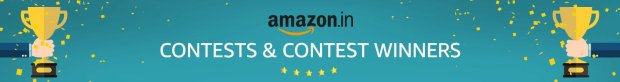 Amazon Contests & Contest Winners
