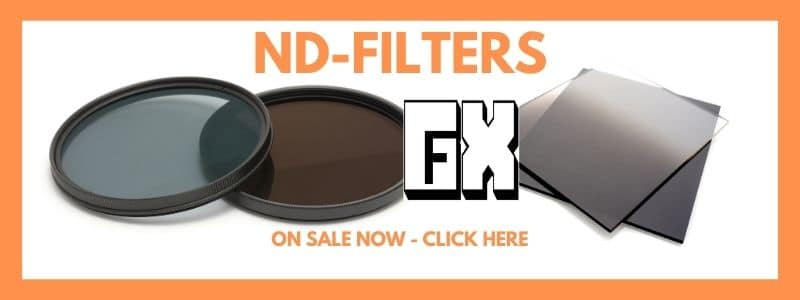 ND-Filters On Sale