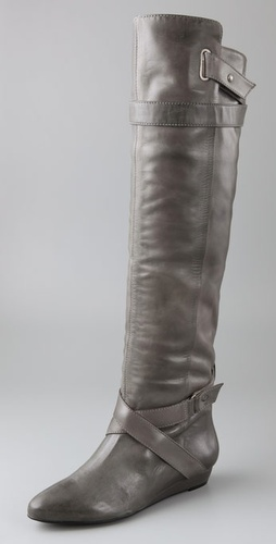 Pour La Victoire Dahlia Over the Knee Boots