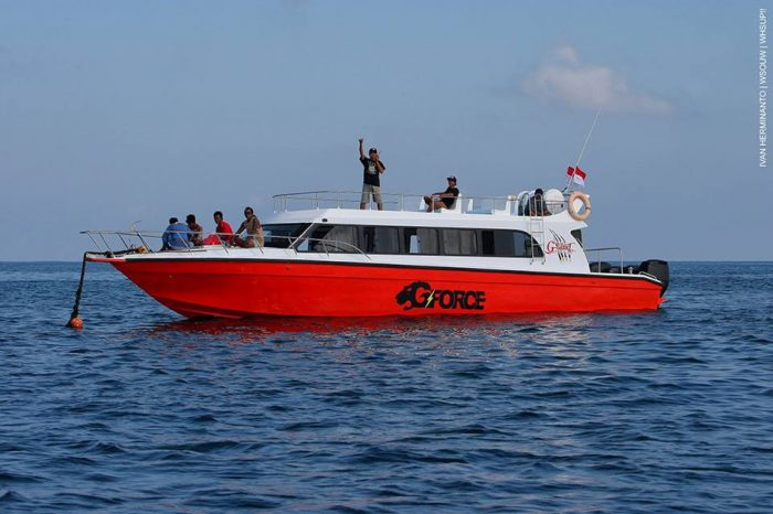 Surf Camp Indonesia G-Land Joyos - Fast Boat 008