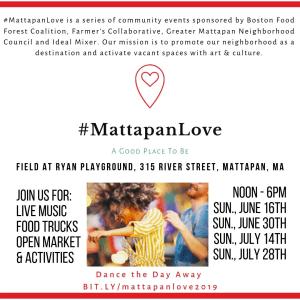 #MattapanLove