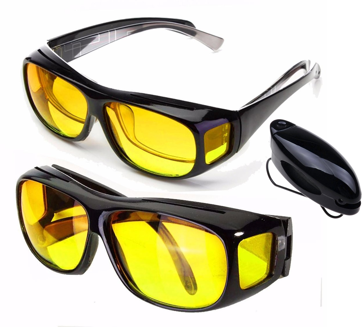 Lynx ™ Glare Protection Glasses With UV Car Drive Anti ...