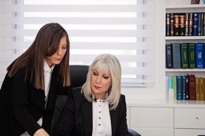 עורכת דין שרין סולן.
