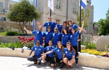 קבוצת סטודנטים מהמכללה האקדמית צפת תשתתף במרוץ השליחים הארוך ביותר בארץ