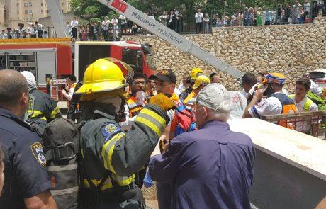 טרגדיה בצפת: פעוט נספה בשריפה – חדש בגליל התריע בעבר על הסכנות בבניינים בשכונה הדרומית – המחיר: 4 ילדים הרוגים ועשרות פצועים