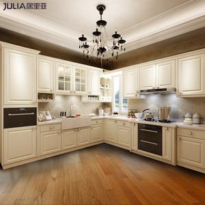 kitchen cabinets ri rug for 居里亚整体橱柜定做欧式厨房装修模压厨柜定制简约田园石英石台面 阿里 阿里巴巴找货神器