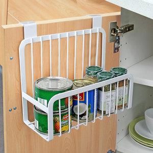kitchen wall mounted cabinets safety shoes for women 厨房挂篮调味架创意橱柜门后挂架住宿床头置物架壁挂式收纳架花盆 阿里 淘宝
