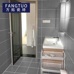 grey kitchen tile glass tiles for 灰色卫生间厨房瓷砖北欧300x600洗手间浴室仿古墙砖厕所防滑地砖 阿里巴巴 阿里巴巴找货神器