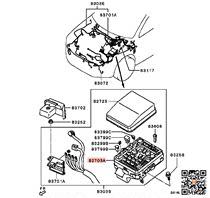 1993 Lincoln Mark Viii Fuse Box Diagram, 1993, Free Engine