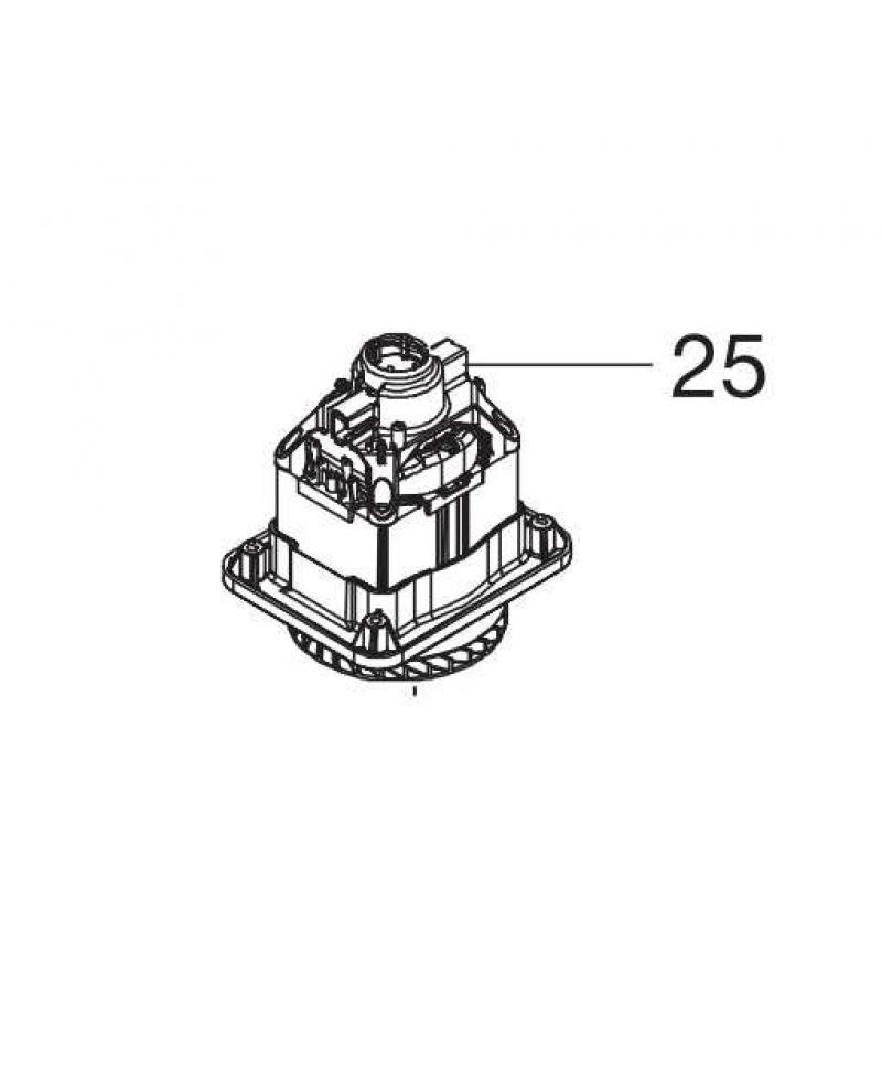 Электродвигатель для газонокосилок Gardena PowerMax 1200