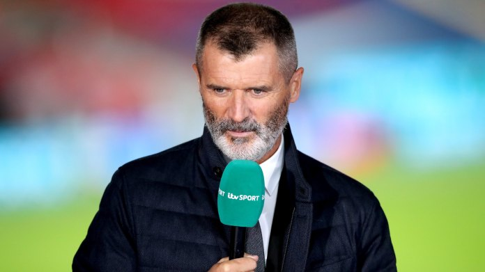 File photo dated 08-10-2020 of Roy Keane. Issue date: Sunday April 11, 2021.