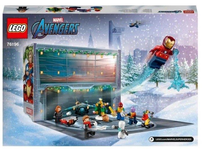 Denne LEGO-kalenderen ble utsolgt med en eneste gang i den offisielle butikken, og vil garantert bli en av de mest ettertraktede julekalenderne i 2021