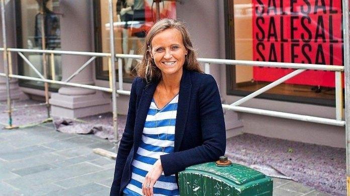 DEBATT: Mette Nygård Havre står bak Facebook-siden «Spis opp maten». Havre etterlyser større ansvar hos norske myndigheter for å hindre matsvinn. Havre er også kommunikasjonssjef i Bir.