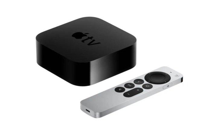 Vi elsker den nye Apple TV. Herlig fjernkontroll har den fått også