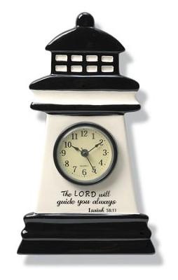 Lighthouse Wall Clock   -