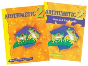 Grade 2 Homeschool Child Arithmetic Kit -