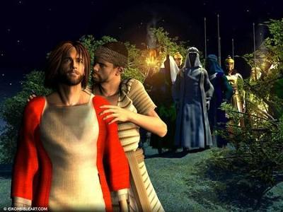 Jesus in the Garden of Gethsemane powerpoint curriculum