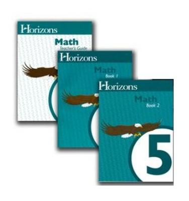 Horizons Math, Grade 5, Complete Set   -