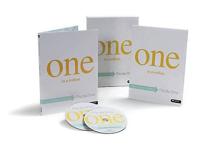 One in a Million: Journey to Your Promised Land, DVD Leader Kit  -     By: Priscilla Shirer