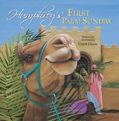 First Palm Sunday story book