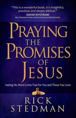 Praying the Promises of Jesus: Seeing His Word Come True for You and Those You Love  -     By: Rick Stedman