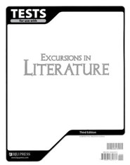 BJU Excursions in Literature Tests Answer Key Grade 8, 3rd