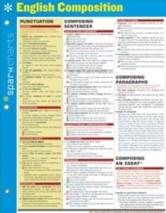 English composition sparkcharts also grammar sparknotes rh christianbook